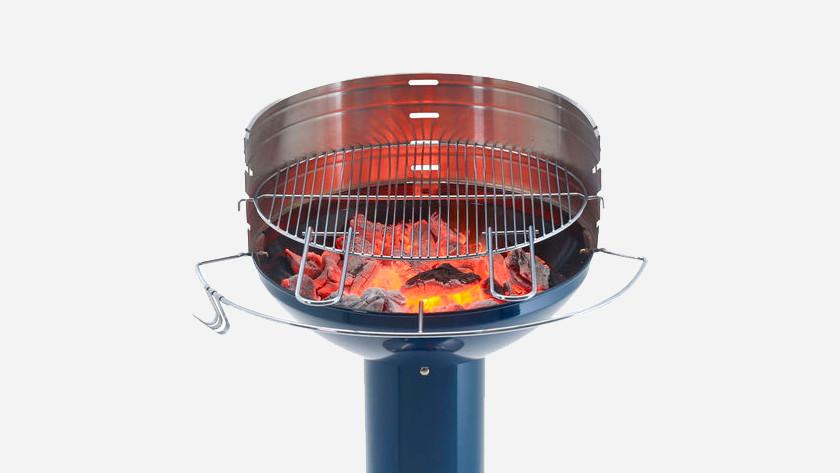 Barbecue aansteken zonder brikettenstarter