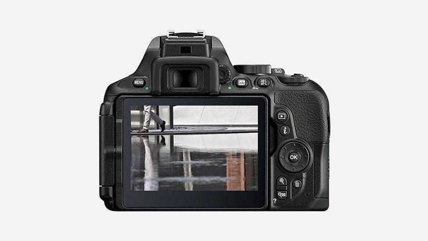 Beeldkwaliteit D5600