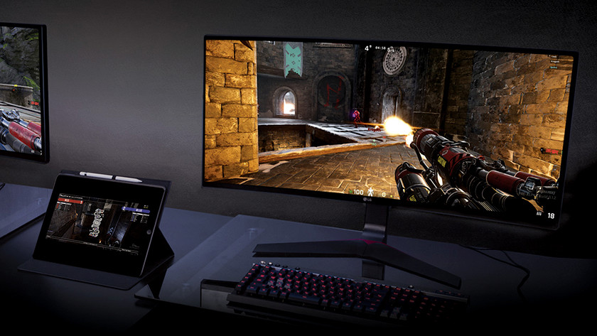 Gaming on an Ultrawide monitor - Coolblue - Before 23:59