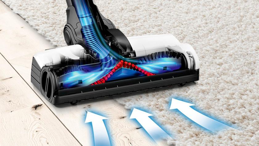 Vacuum's suction power is decreasing