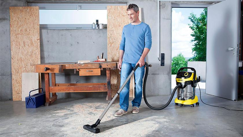 Construction vacuum material
