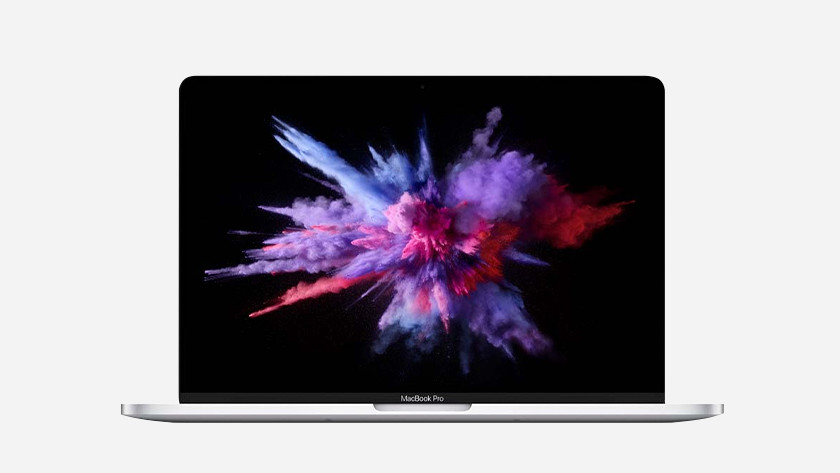 Apple MacBook Air 13 inch beeldscherm