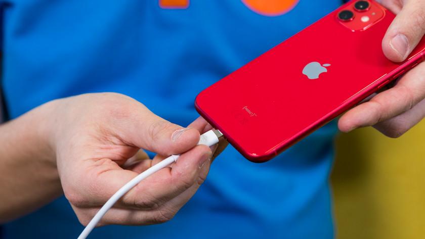 Smartphone opladen tips