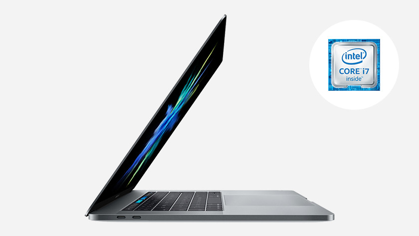 Processor MacBook Pro Touch Bar 15 inches