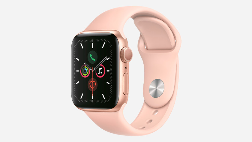Apple Watch Series 4 accuduur