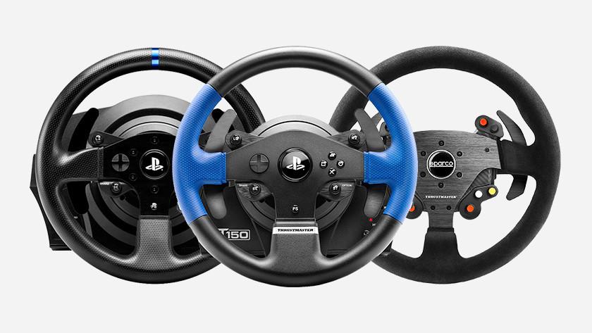 Volants de course PS4