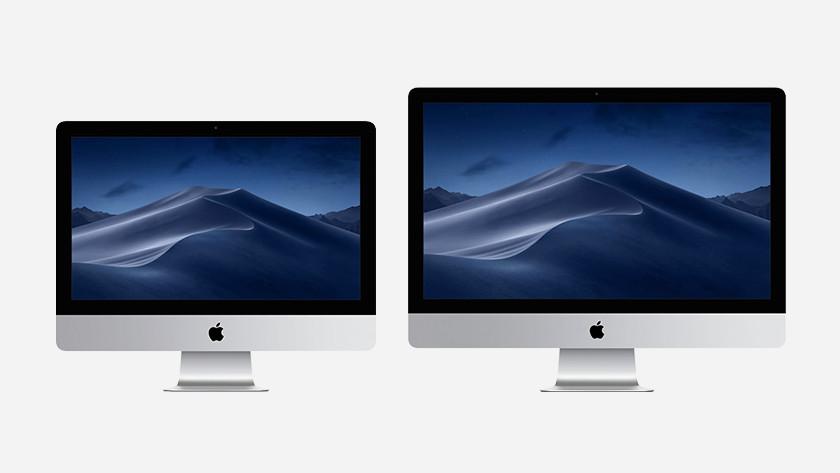 iMac afmetingen