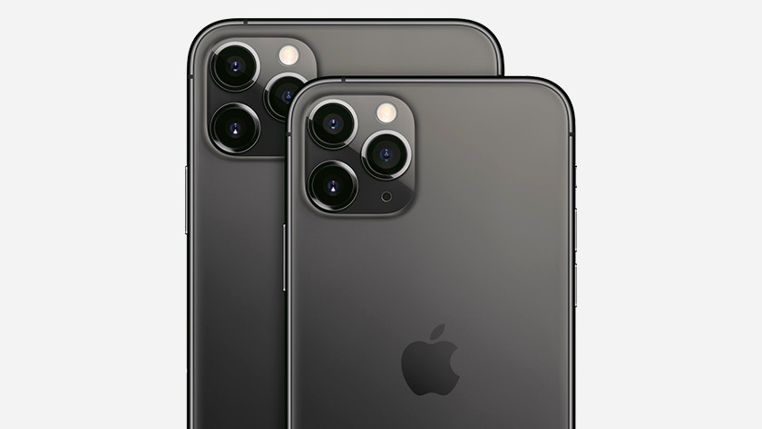 Apple iPhone Pro (Max) camera