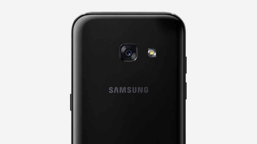 Appareil photo Samsung Galaxy A3 (2017)