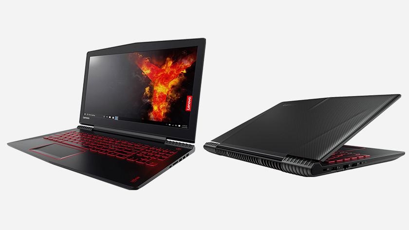 Lenovo Legion laptop.