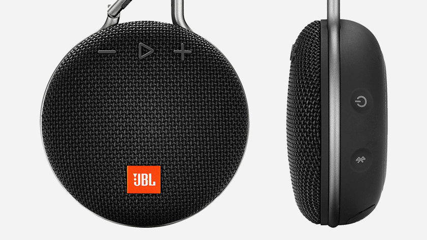 Comparison: JBL Go 2 vs JBL Clip 3 vs JBL Flip 4 - Coolblue