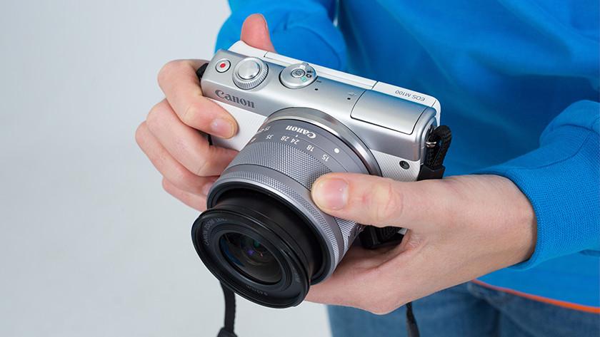 M100 kit lens