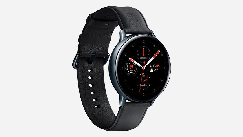 Linkerkant Samsung Galaxy Watch Active2