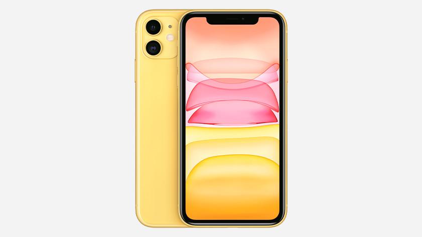 iPhone 11 batterij