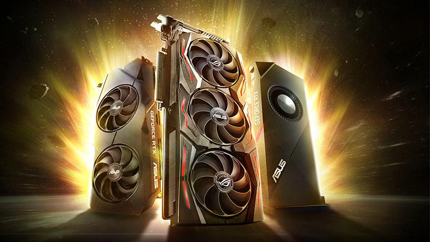 NVIDIA RTX Super videokaarten