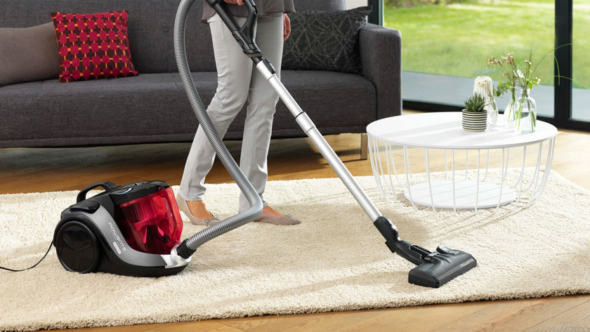 Vacuum cleaner tidbits