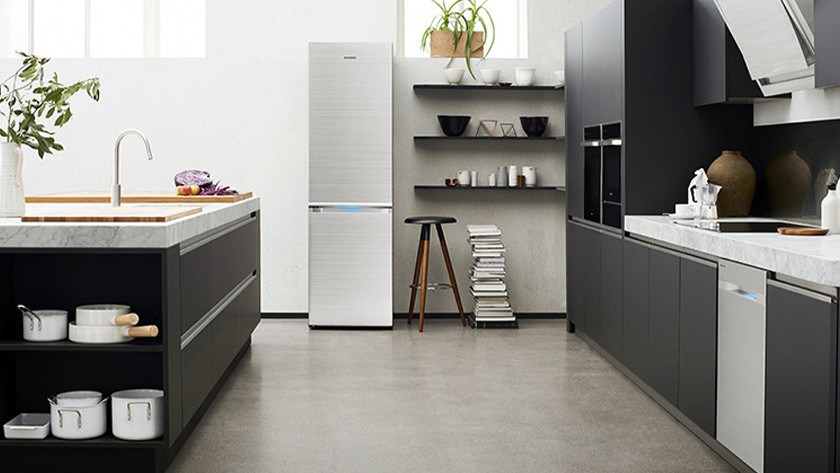 réfrigérateur en pose libre