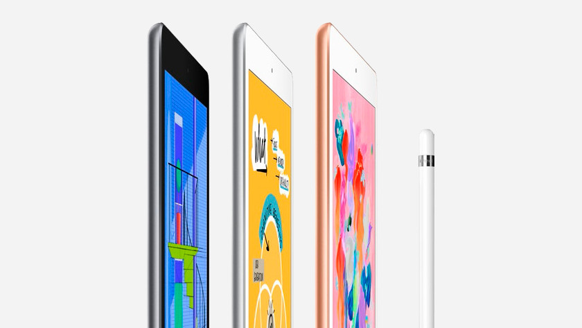 Apple iPad 2018 nieuw