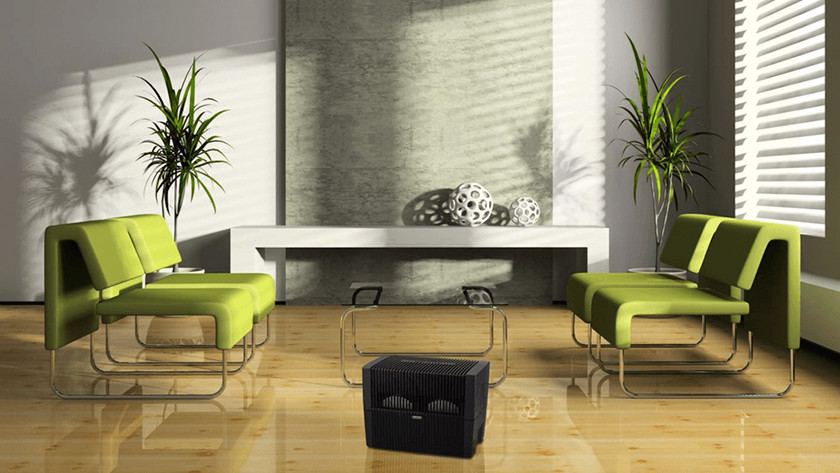 Humidifier for the office