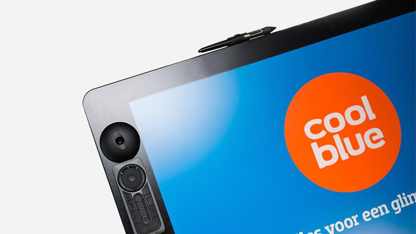 Magnetische schermranden zijkanten bezels touch Cintiq Pro