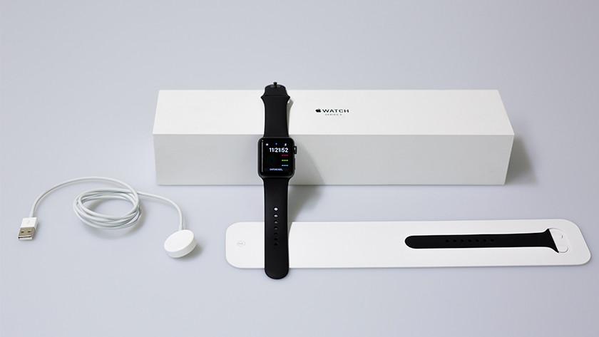 Apple Watch 3 uitpakken