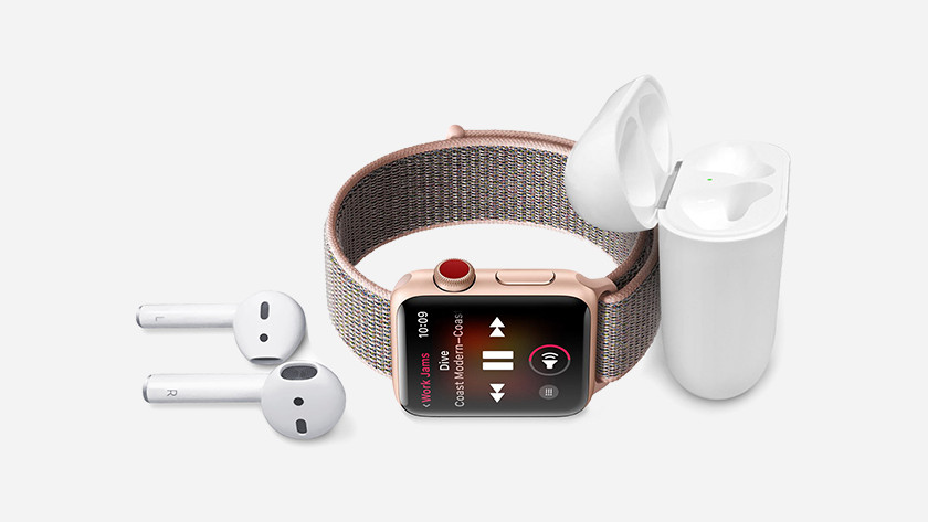 Apple Watch Series 3 alledaags gebruik