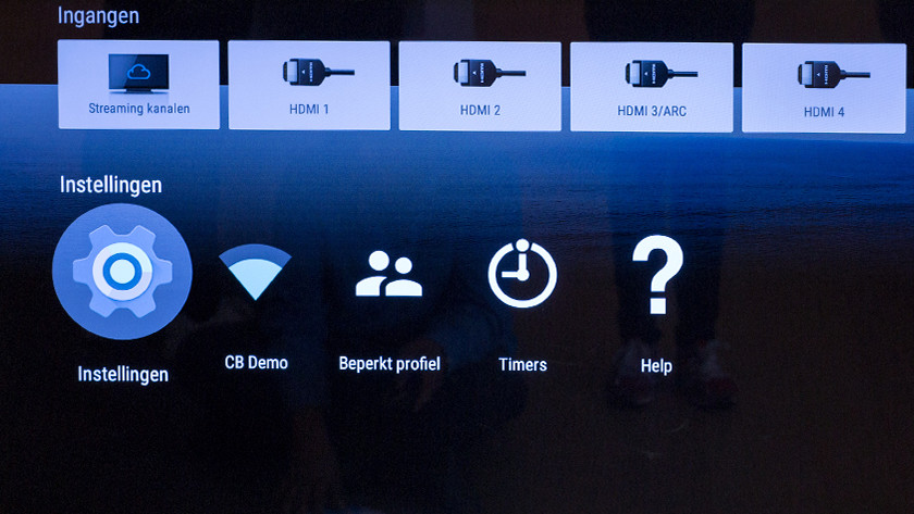 How do I reset my Sony television to factory settings