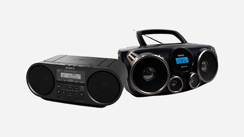 Radios AM et FM