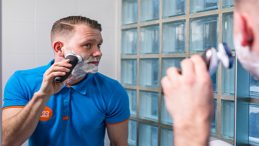 Raser avec un rasoir
