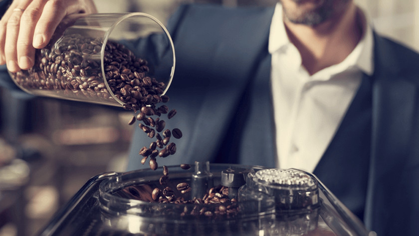 The best coffee beans for your coffee machine