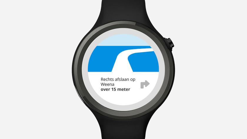 navigation smartwatch