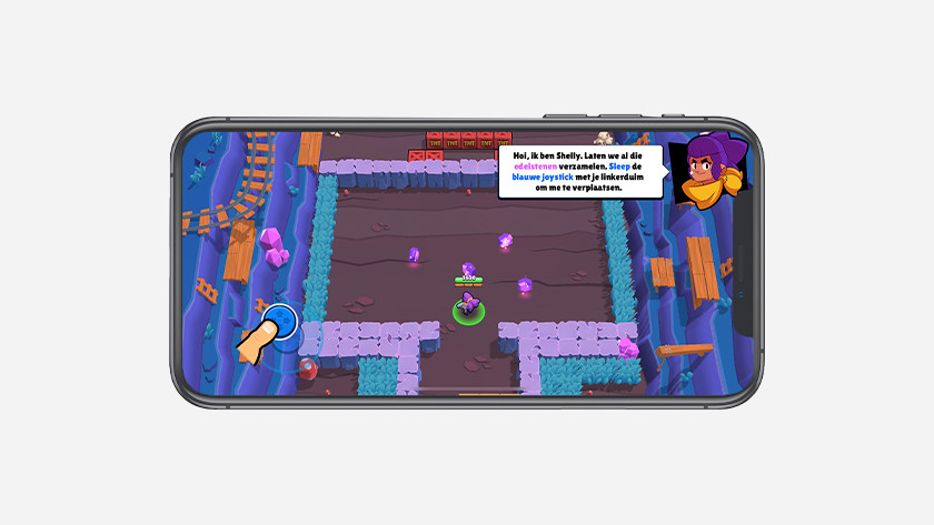 Game brawl stars app