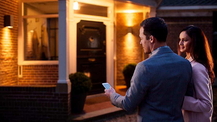 Voordelen smart home platform