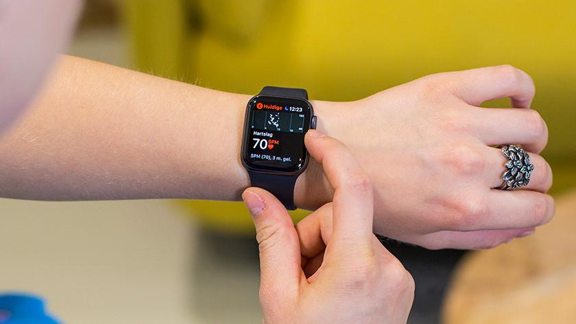 Hartslagfuncties Apple Watch Series 4