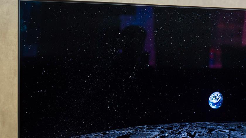 Samsung Q90R zwartweergave