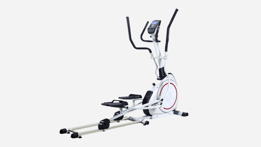 Building up elliptical workouts