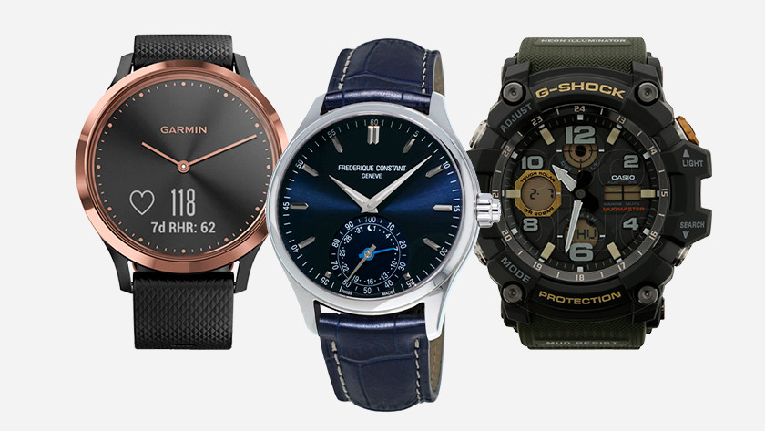 montres hybrides