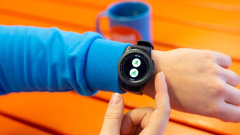 Batterijduur Galaxy Watch