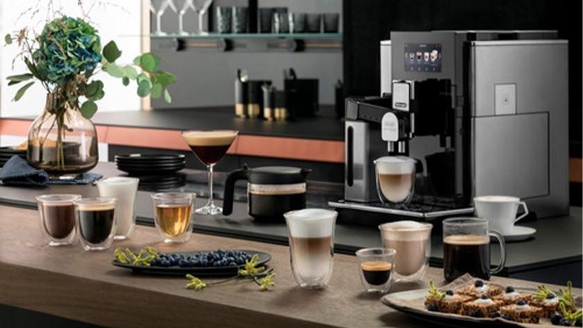 Verschillende soorten koffiespecialiteiten