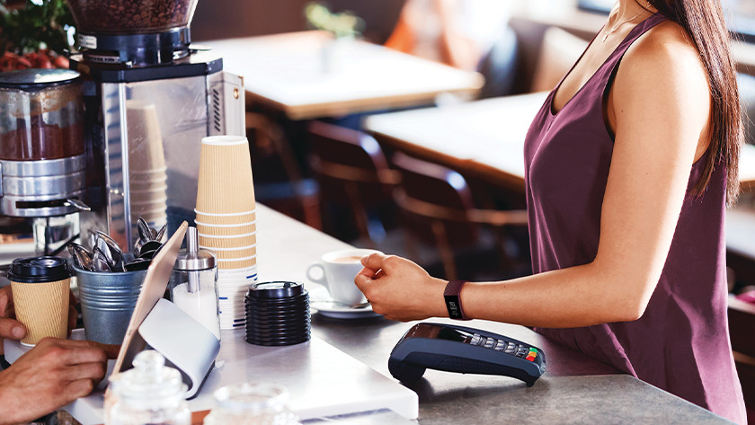 Charge 4 contactless payment