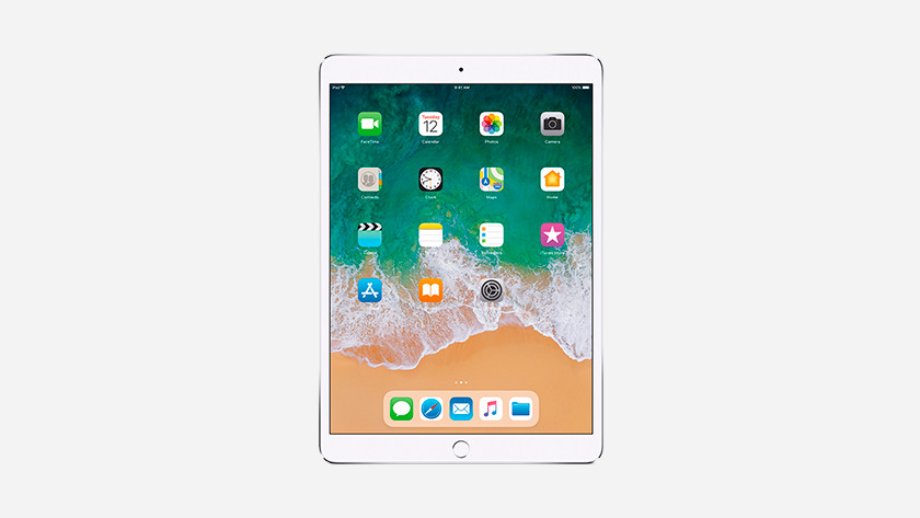 Batterijduur iPad Pro 2017