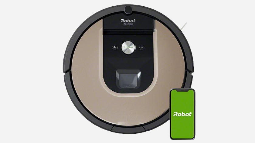 iRobot 976 met app