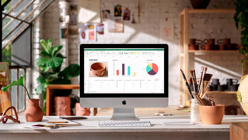 Apple iMac 21,5 inch werkgeheugen