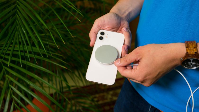 Wat is Apple MagSafe magneet