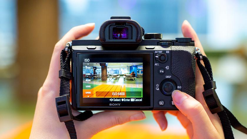 Qualité d'image ISO