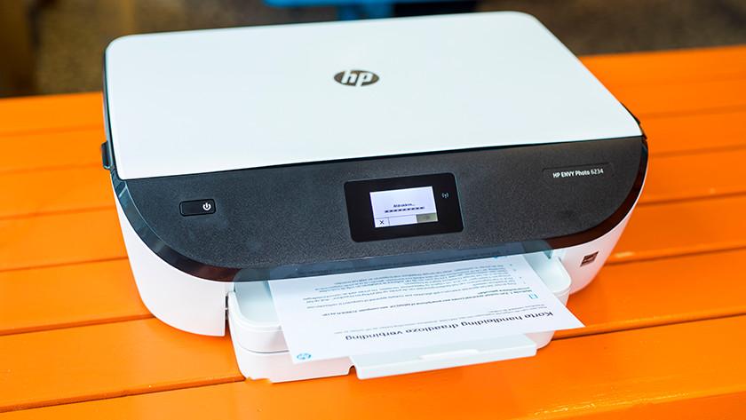 Hp printer print