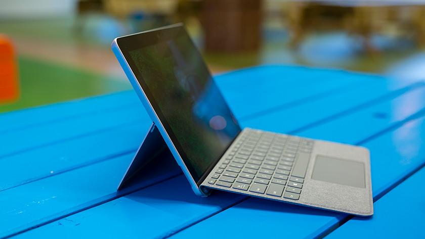 Fonctionnalités supplémentaires Surface Go