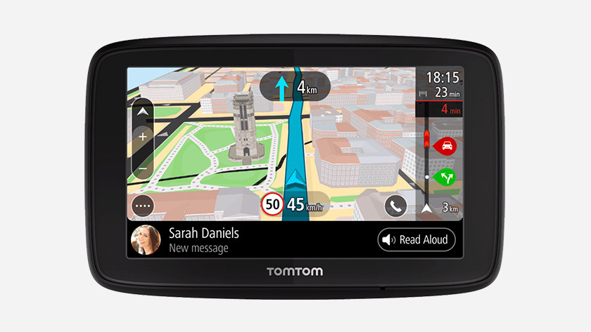 Navigation with smartphone notifications