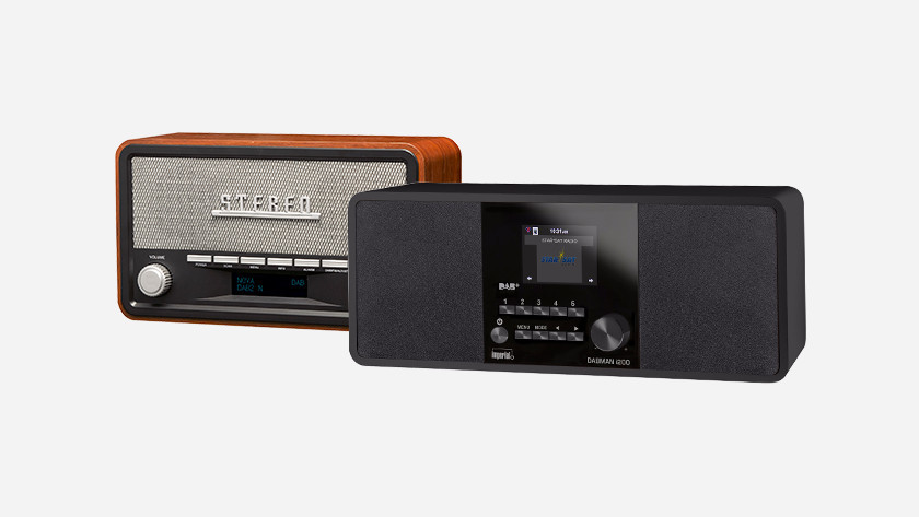 Radios DAB+