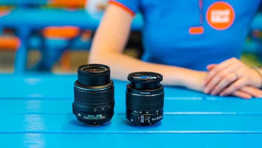 Objectifs pour appareils photo reflex